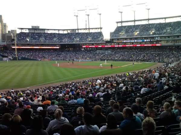 Comerica Park, section: 141, row: 22, seat: 5