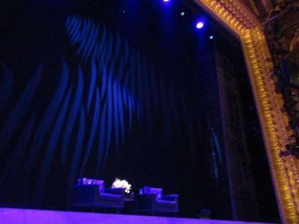 Theatre Royal Haymarket, section: Stalls, row: C, seat: 14