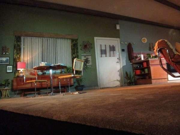 Vaudeville Theatre, section: Stalls, row: AY, seat: 10