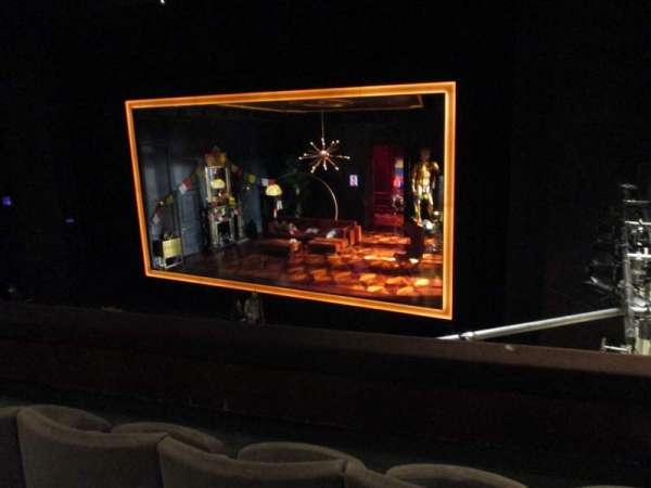 Lyttleton at the National Theatre, section: Circle, row: C, seat: 1
