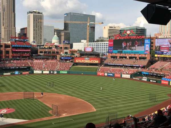 Busch Stadium, section: 248, row: 12, seat: 2