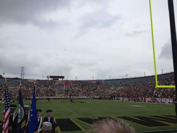 Ross-Ade Stadium, section: 31, row: 2, seat: 22