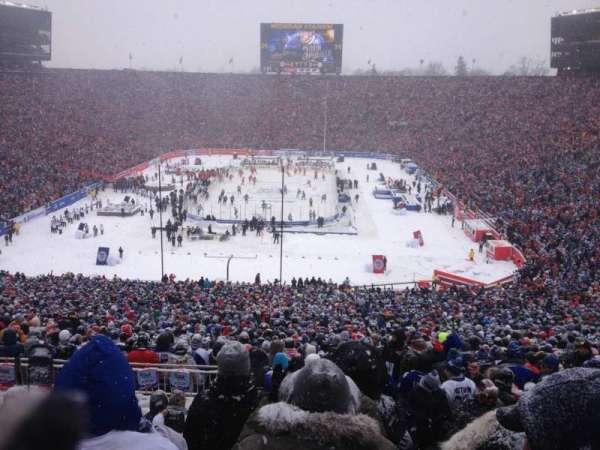 Michigan Stadium, section: 33, row: 85, seat: 9