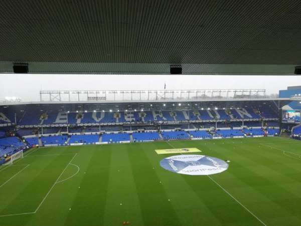 Goodison Park, section: TB1, row: E, seat: 55
