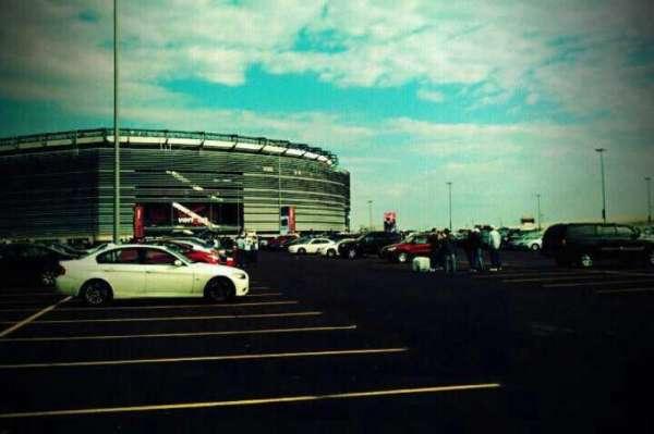 MetLife Stadium, section: Verizon Gate
