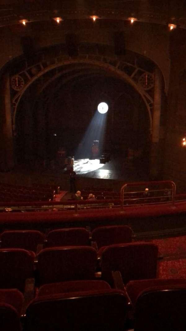 Lyric Theatre, section: Dress Circle C, row: E, seat: 126/127