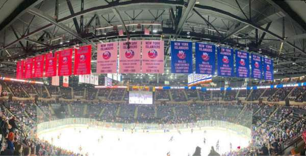 Nassau Veterans Memorial Coliseum, section: 223, row: 6, seat: 1