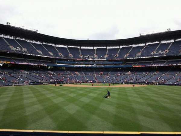 Turner Field, section: 151, row: 18, seat: 110