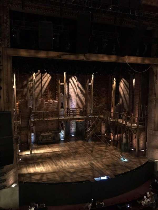 CIBC Theatre, section: Mezzanine LC, row: H, seat: 321