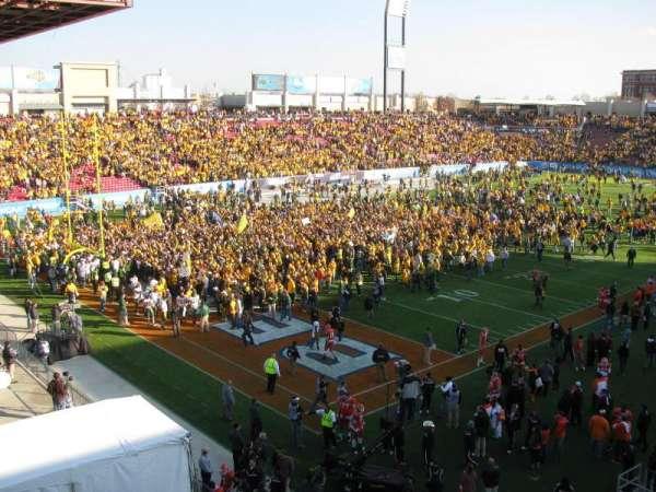 Toyota Stadium, section: 101, row: 23, seat: 15