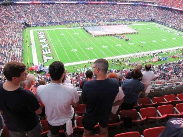 NRG Stadium, section: 512, row: L, seat: 18
