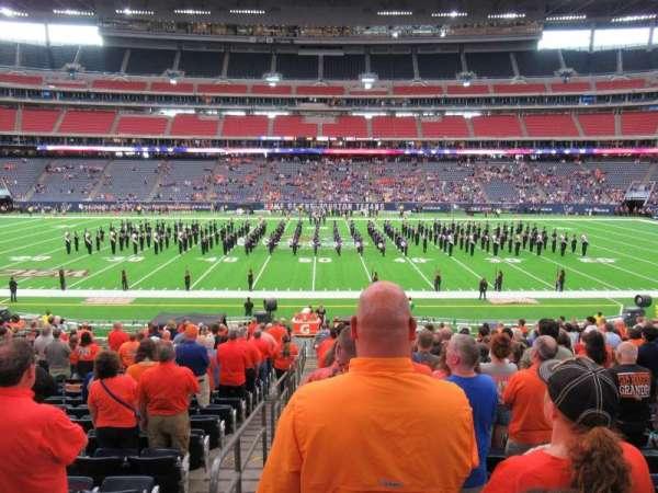 NRG Stadium, section: 126, row: Z, seat: 23