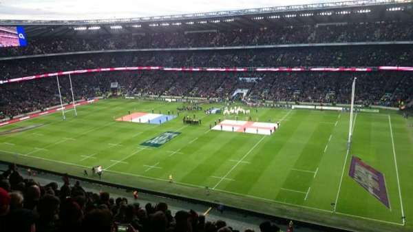 Twickenham Stadium, section: M4, row: 51, seat: 103