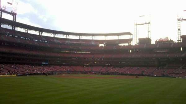 Busch Stadium, section: 103, row: 8, seat: 9