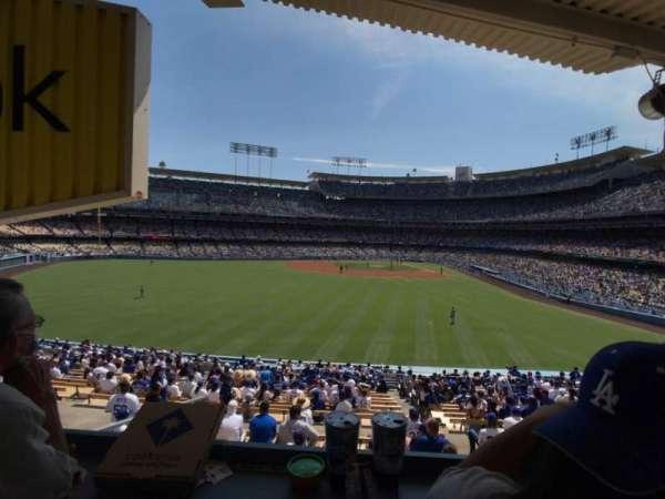 Dodger Stadium, section: 305PL, row: W, seat: 1