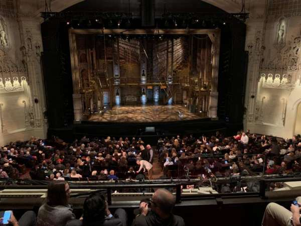 Orpheum Theatre (San Francisco), section: Mezzanine LC, row: D, seat: 103