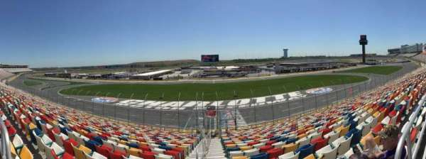Charlotte Motor Speedway, section: General Motors E, row: 25