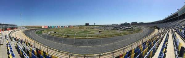 Charlotte Motor Speedway, section: Toyota J, row: 11