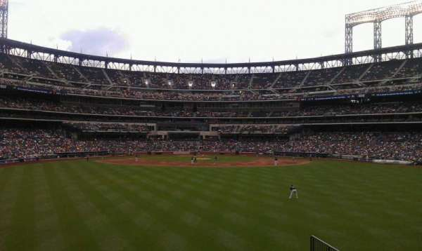 Citi Field, section: 141, row: 12, seat: 5
