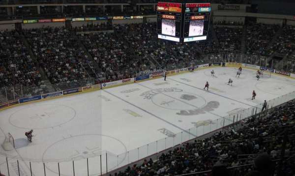 Giant Center, section: 204, row: D, seat: 7