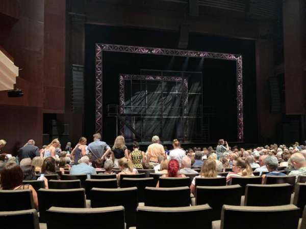 Lyric Theatre at the Queensland Performing Arts Centre, section: STALLS, row: M, seat: 16