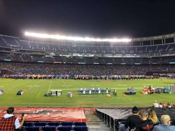 SDCCU Stadium, section: F3, row: 17, seat: 17
