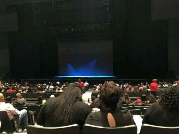 The Theatre at Grand Prairie, section: 203, row: JJ, seat: 24