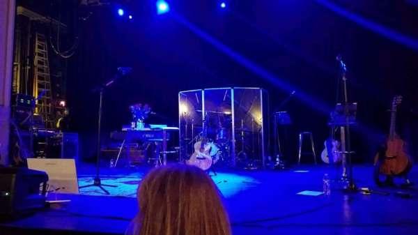Waco Hippodrome, row: 2, seat: 9