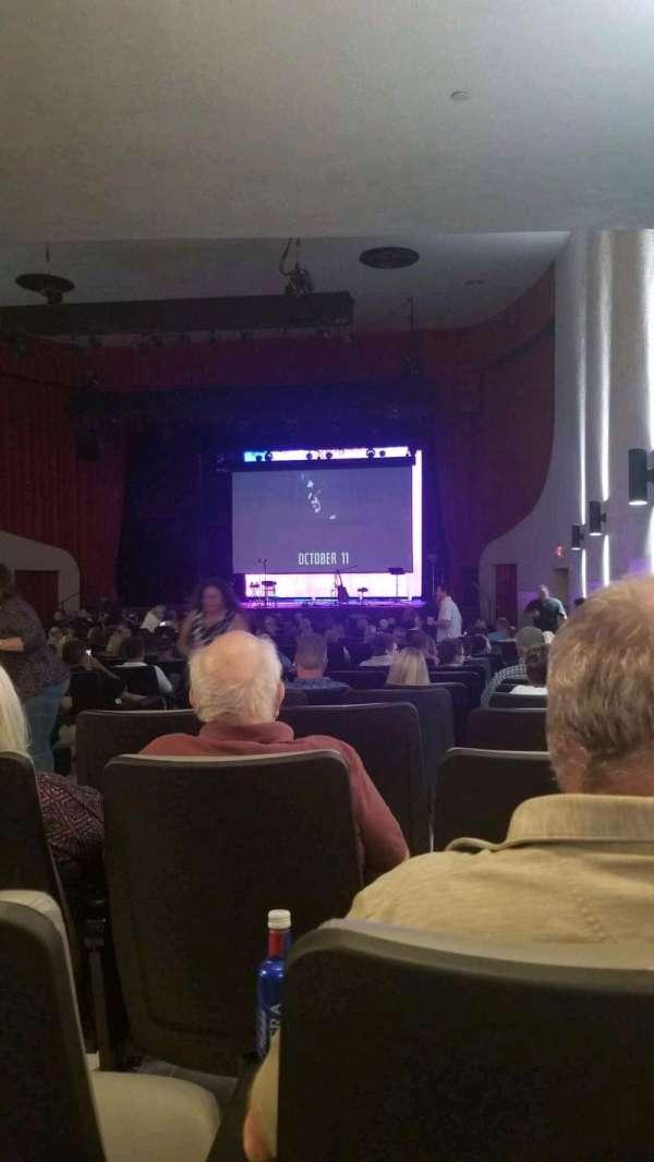 Arlington Music Hall, section: CORN6, row: W, seat: 21