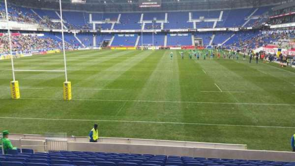 Red Bull Arena (New Jersey), section: 117, row: 12, seat: 10
