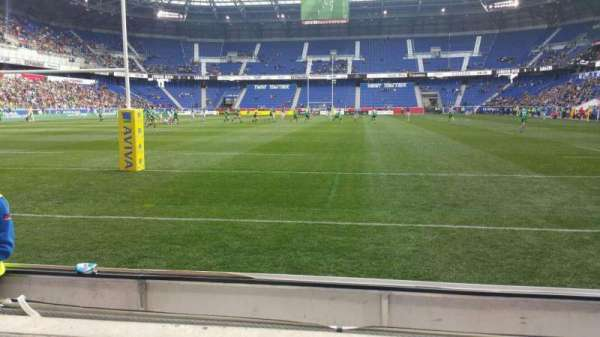 Red Bull Arena (New Jersey), section: 117, row: 1, seat: 20