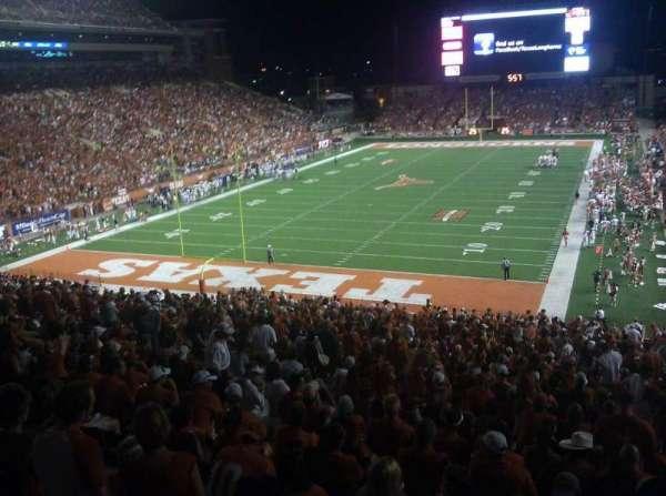 Texas Memorial Stadium, section: 15, row: 52, seat: 1