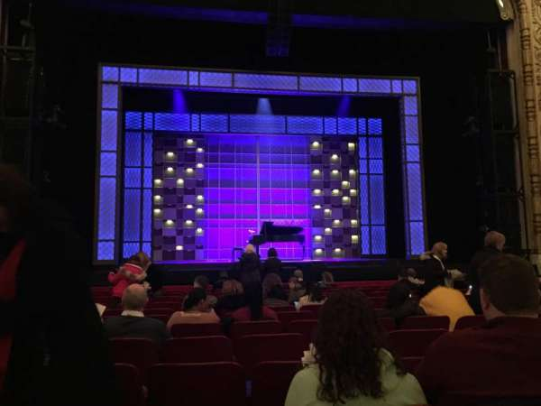 Cadillac Palace Theater, section: Orchestra C, row: M, seat: 105