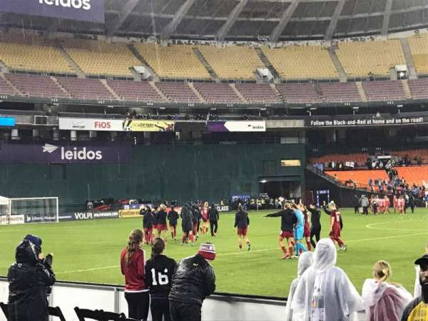 RFK Stadium, section: 231, row: 1, seat: 12