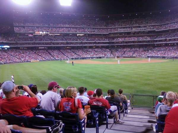 Citizens Bank Park, section: 147, row: 9, seat: 21
