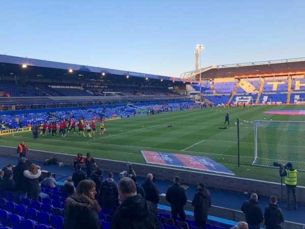 St Andrew's Stadium, section: GML4, row: 16, seat: 105