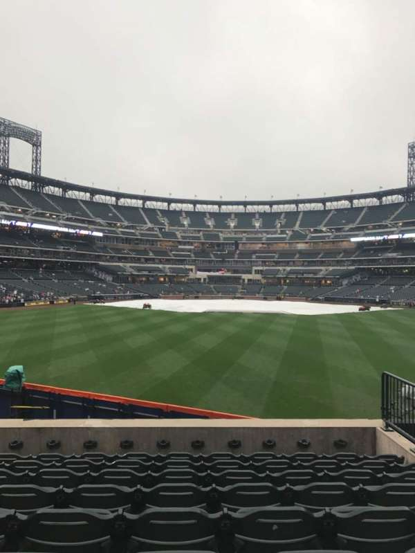 Citi Field, section: 140, row: 8, seat: 7