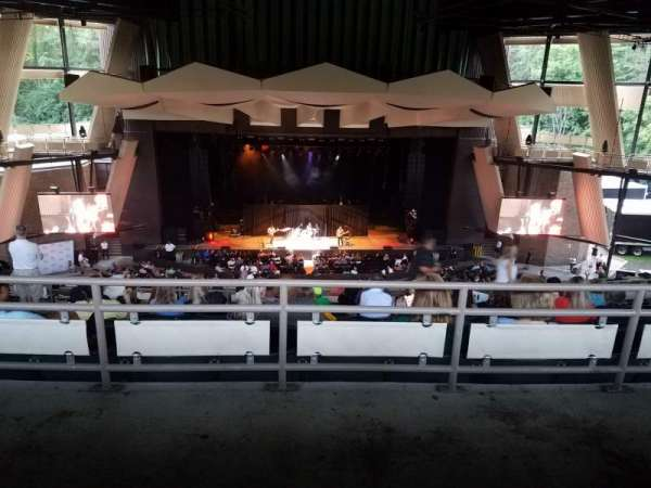 Saratoga Performing Arts Center, section: 22, row: J, seat: 7