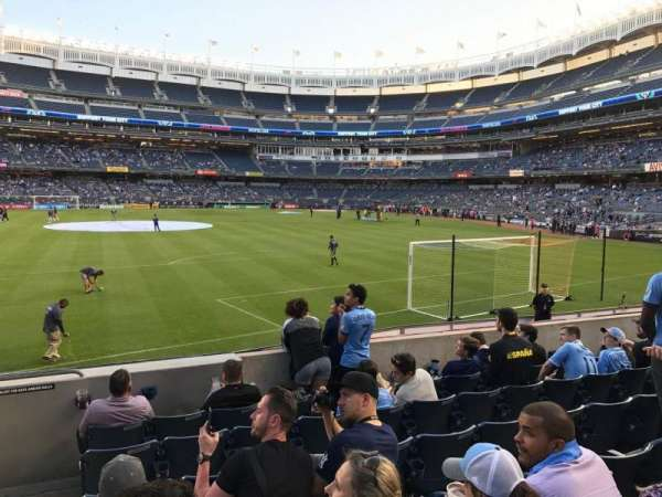 Yankee Stadium, section: 136, row: 7, seat: 24