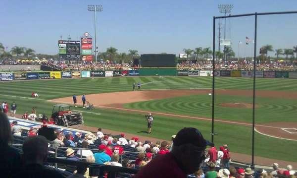 BayCare Ballpark, section: 114
