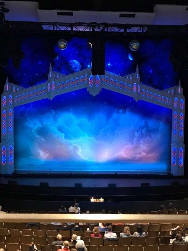 DeVos Performance Hall, section: Mezzanine, row: A, seat: 24