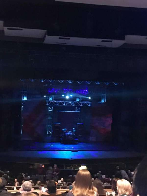 DeVos Performance Hall, section: Mezzanine - Zone 2, row: H, seat: 36