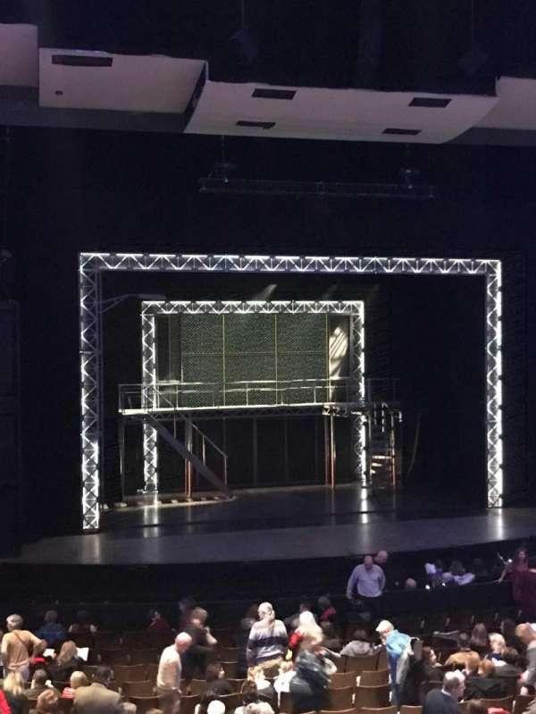 DeVos Performance Hall, section: Mezzanine, row: C, seat: 38