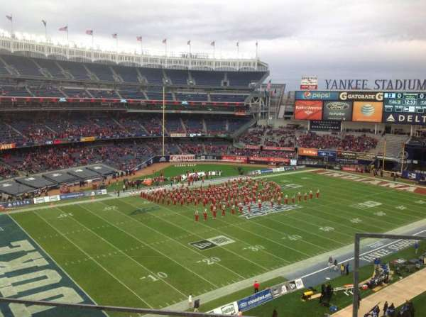 Yankee Stadium, section: 314, row: 2, seat: 1