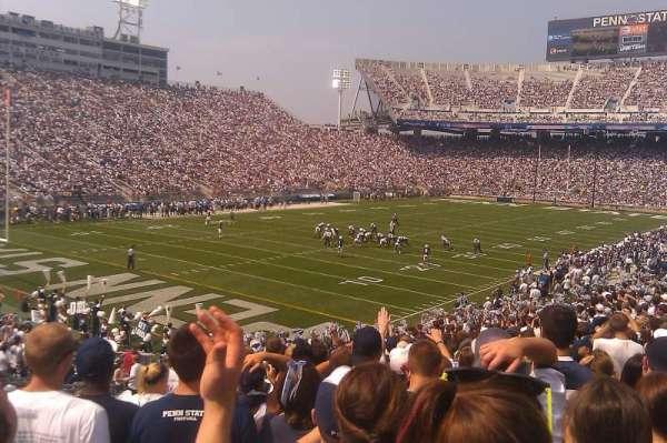 Beaver Stadium, section: SB, row: 33, seat: 19