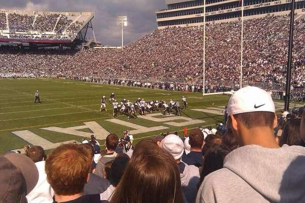 Beaver Stadium, section: SH, row: 12, seat: 13