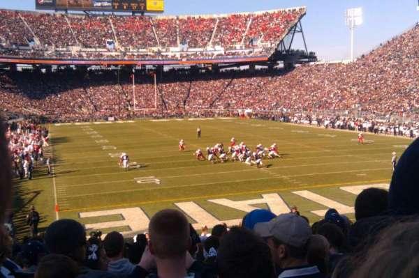 Beaver Stadium, section: SH, row: 23, seat: 21