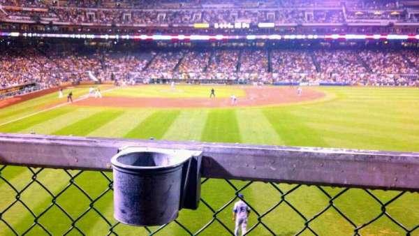 PNC Park, section: 143, row: A, seat: 19