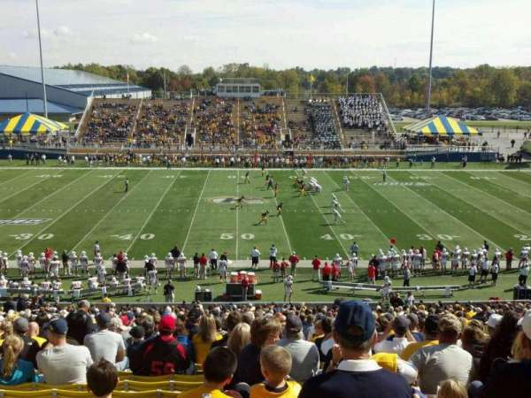 Dix Stadium, section: 4, row: 29, seat: 20