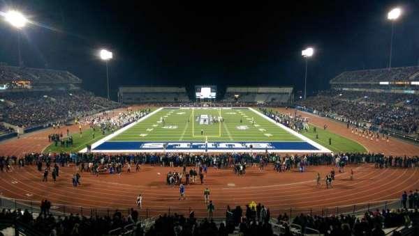 UB Stadium, section: 237, row: Q, seat: 17
